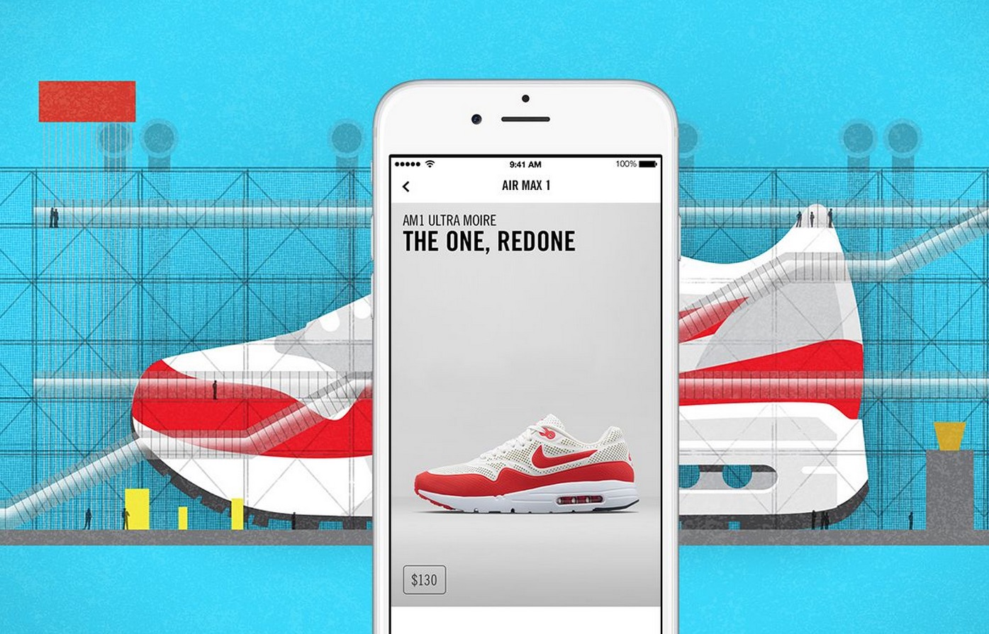 nike application – SOLE & SHAPE™