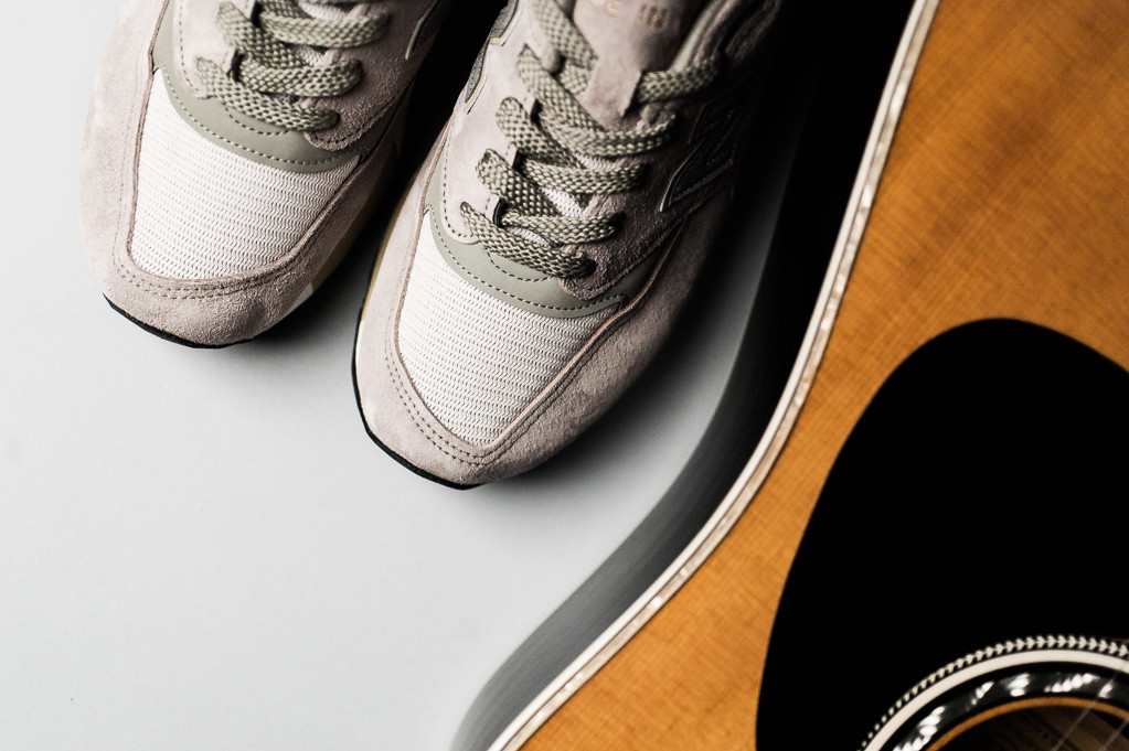 New Balance M998CEL Connoisseur Guitar 5