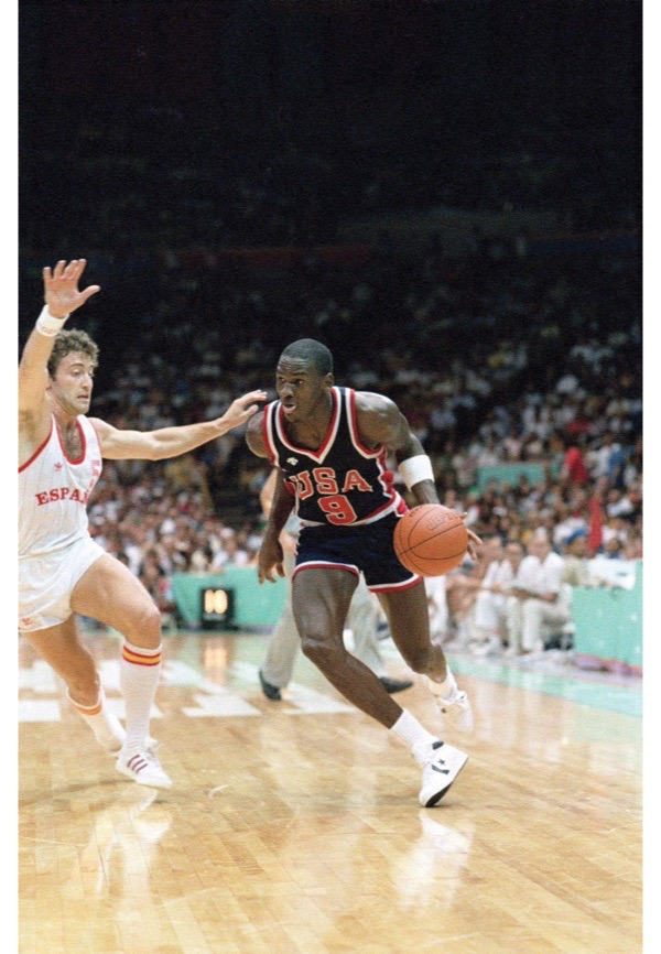 USA Michael Jordan, 1984 Summer Olympics