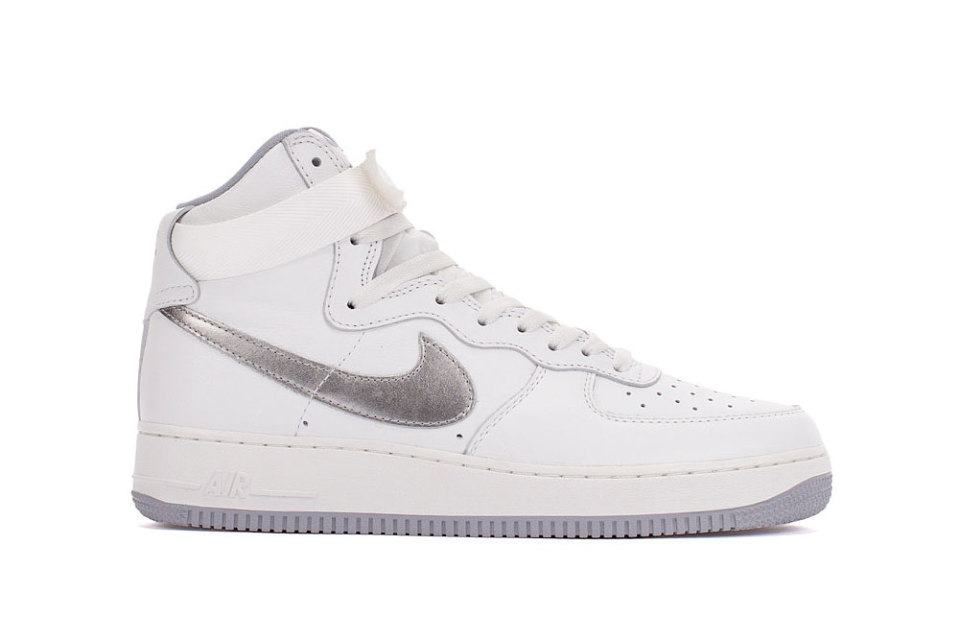 Nike goes back to  82 with the Air Force 1 High QS OG Retro – SOLE ... d5f1700e8