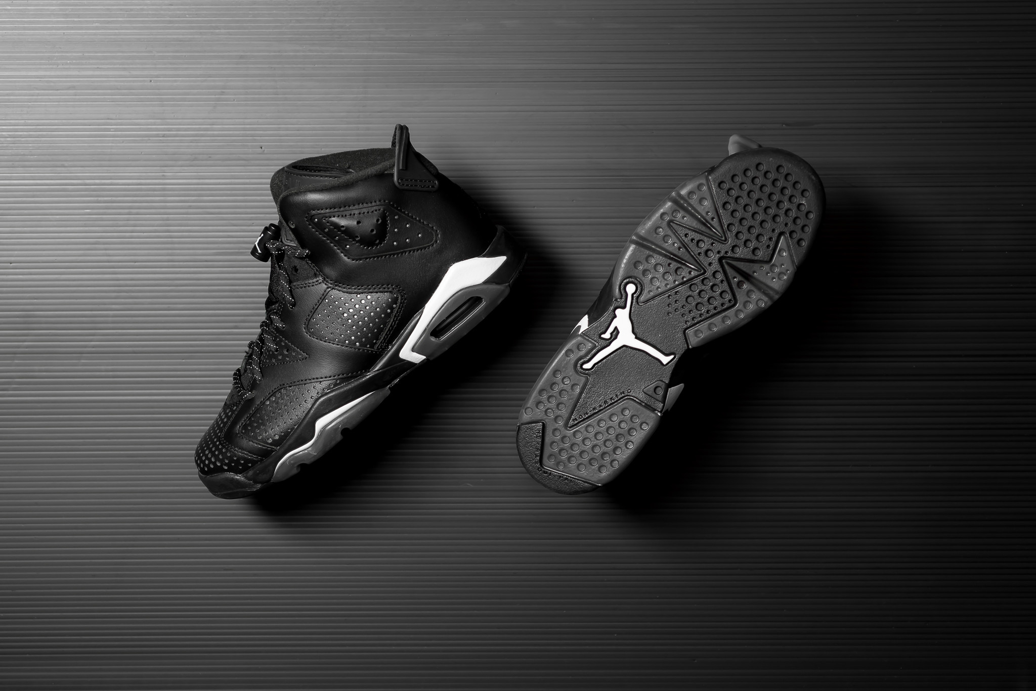 "e4688c89d7a8b0 Nike Air Jordan VI ""Black Cat"" will release this weekend"