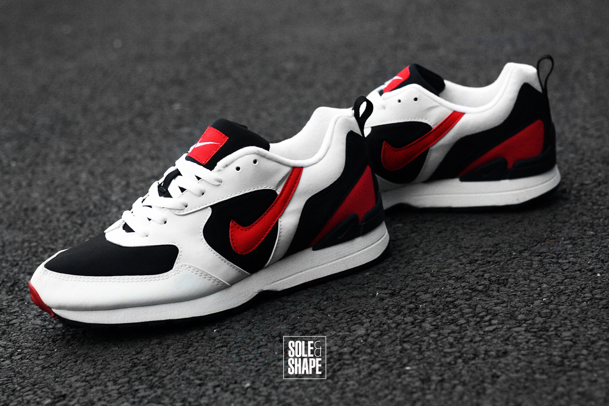 EXCLUSIVE: A closer look at Nike Pace Runner 1995 OG
