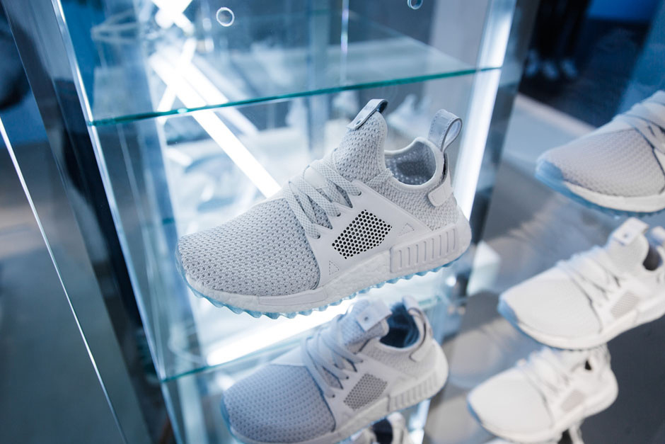 cheaper 44824 047a5 Have a look inside the Titolo x adidas NMD XR1 Trail Pop-Up ...