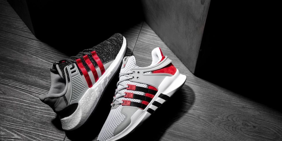 """Overkill x adidas EQT """"Coat of Arms"""" Pack"""