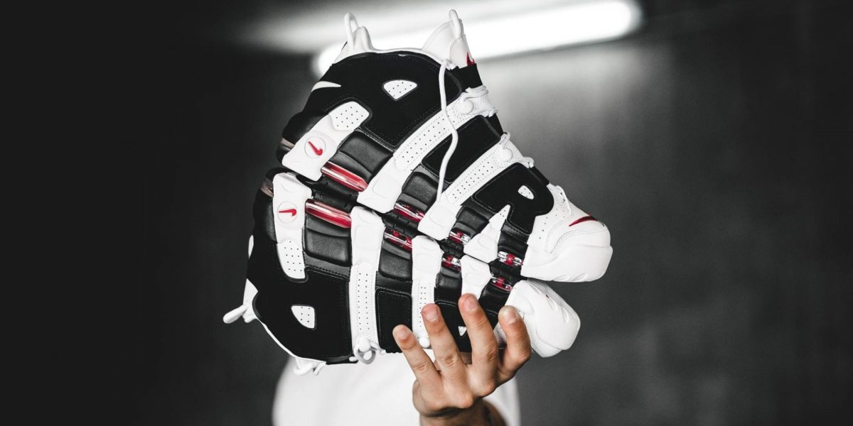 Nike Air More Uptempo Scottie Pippen 414962-105