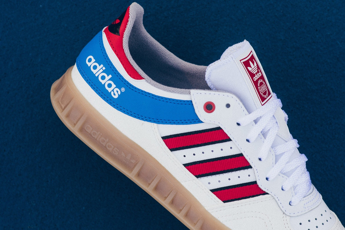 low priced db796 e7165 adidas Originals Handball Top Style code  BY9535 Colorway  vintage  white tactical red blue royal. BUY from  SNS   Caliroots   Overkill    Solebox   43einhalb ...