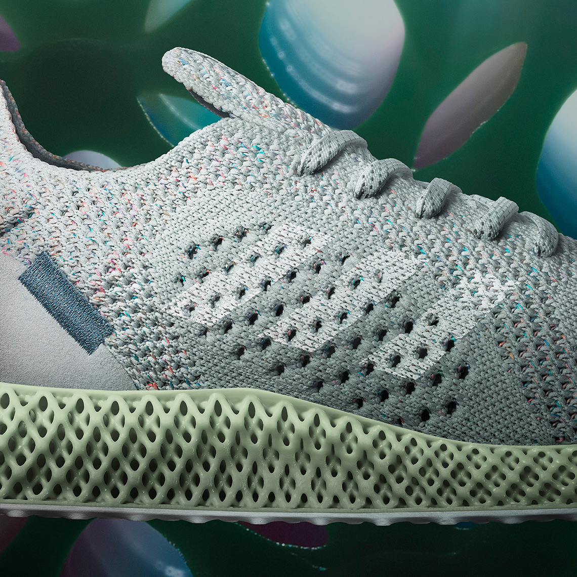 34ff1fee0b543 INVINCIBLE reveals their Futurecraft 4D collaboration with adidas Consortium