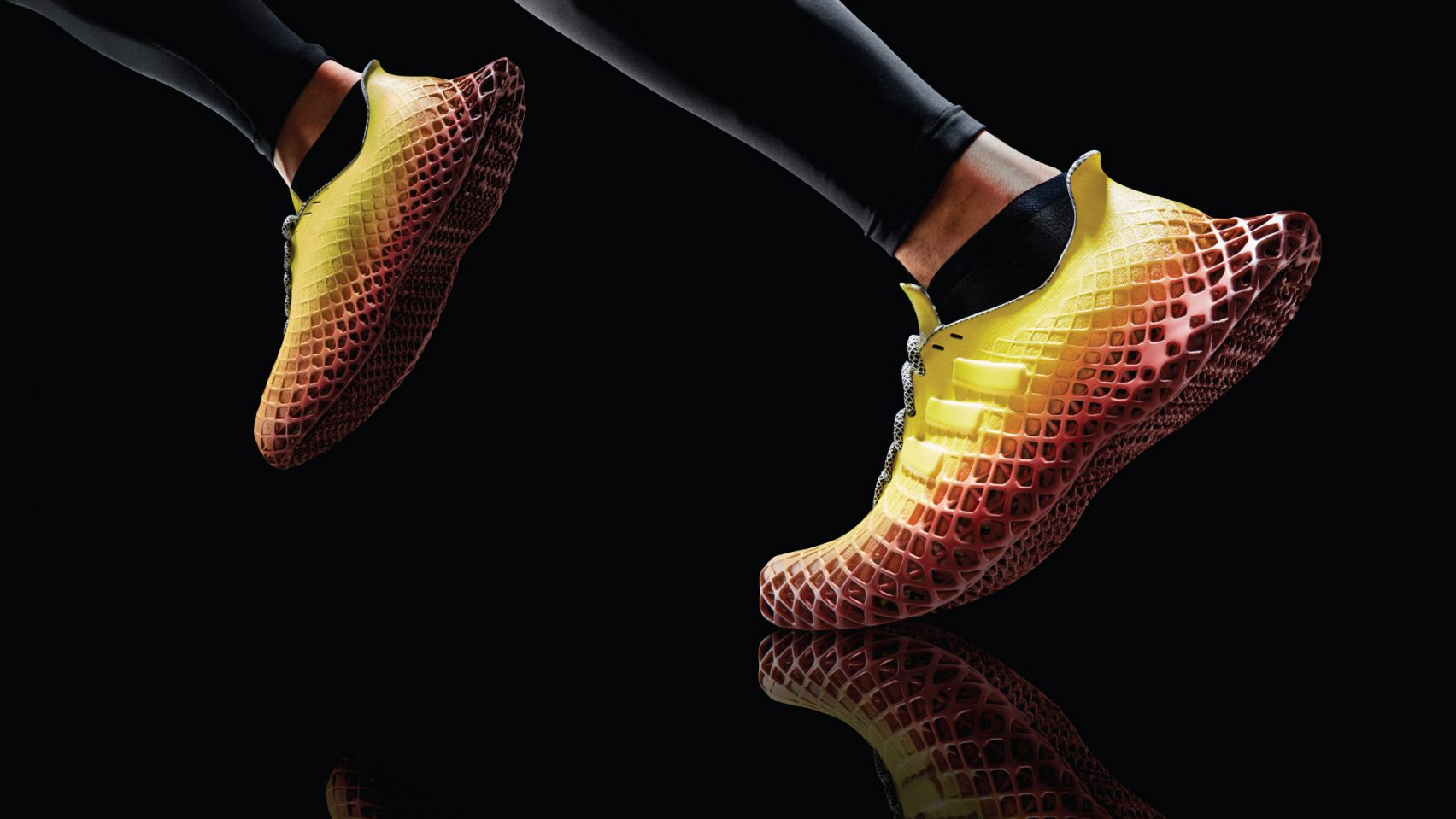 3d Printed Shoes >> adidas Grit 3D Printed Concept – the future of running? – SOLE & SHAPE®
