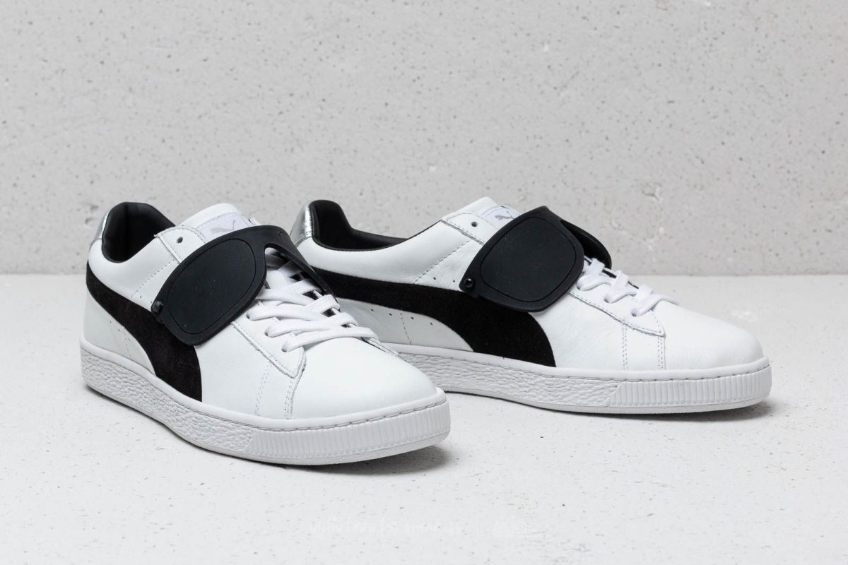 a4c53401fc Colorway: white/black/silver. Buy from Footshop. <; >. ShareTweetSubscribe.  Categories:COLLECTION INTERNATIONAL NEWS. Tags: karl lagerfeld · puma ...