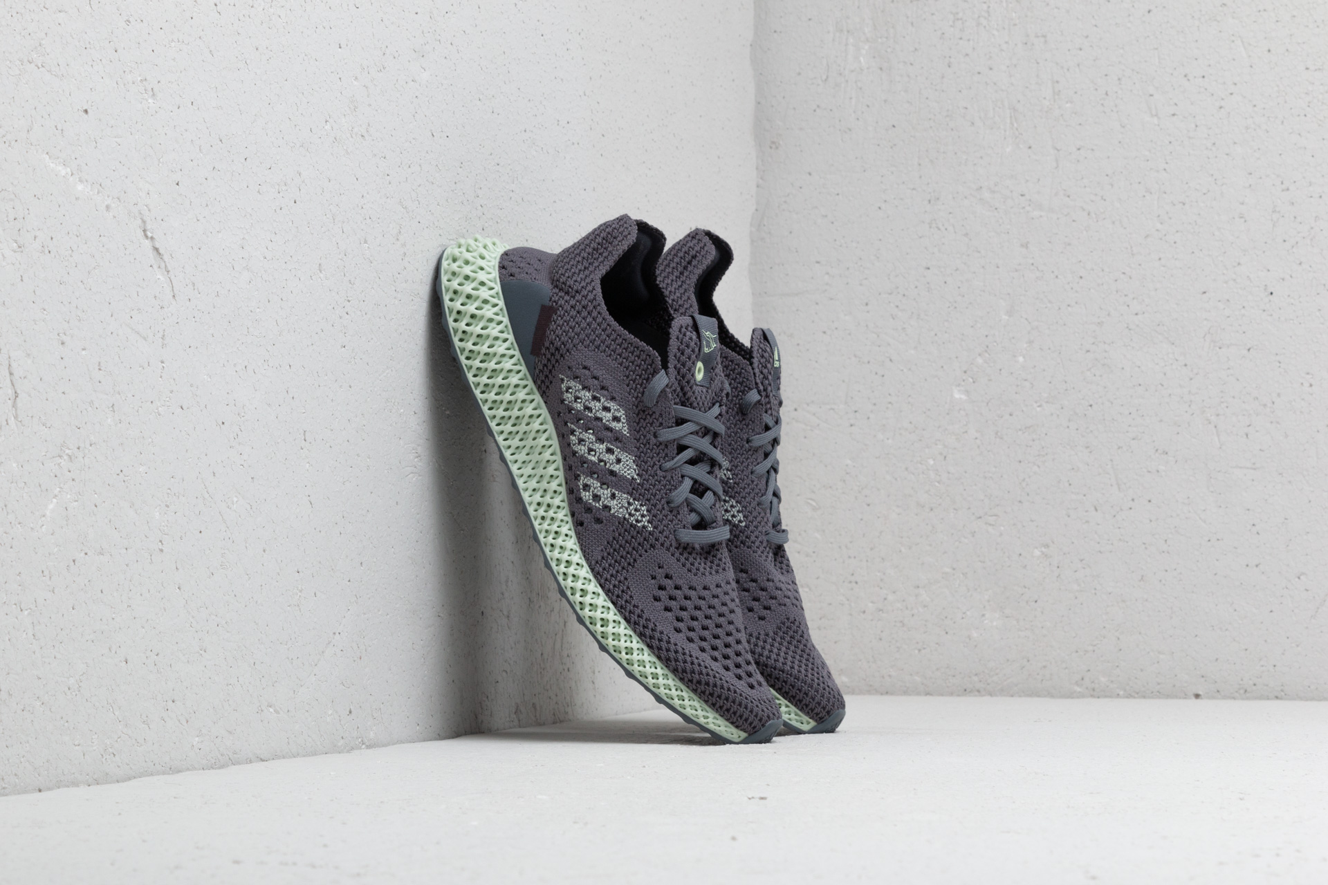 e42c425956d8 adidas futurecraft 4d consortium onyx grey release date aero green D96972  sole and shape