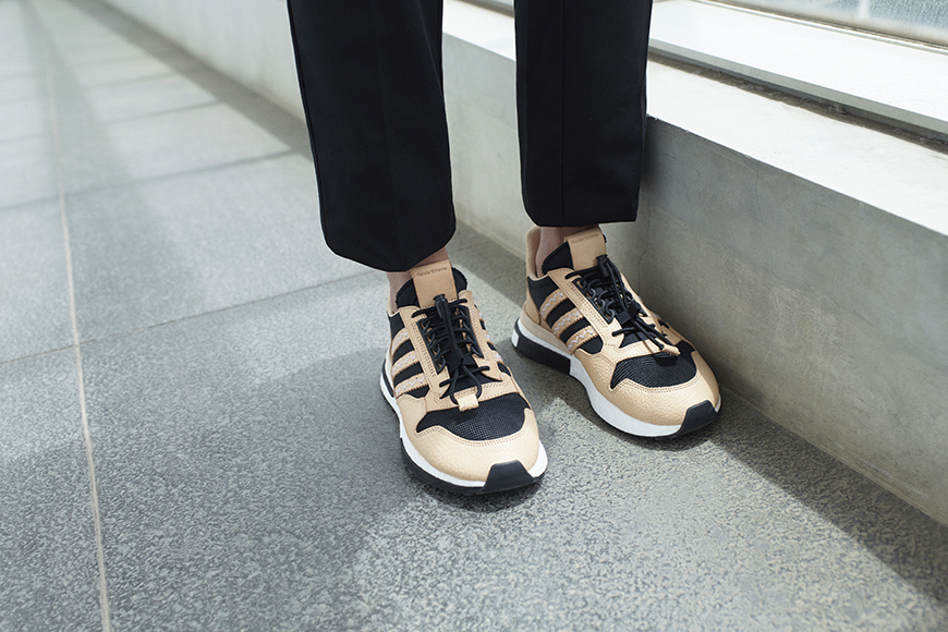 hender scheme adidas originals collection fallwinter2018 zx500 release date price soleandshape