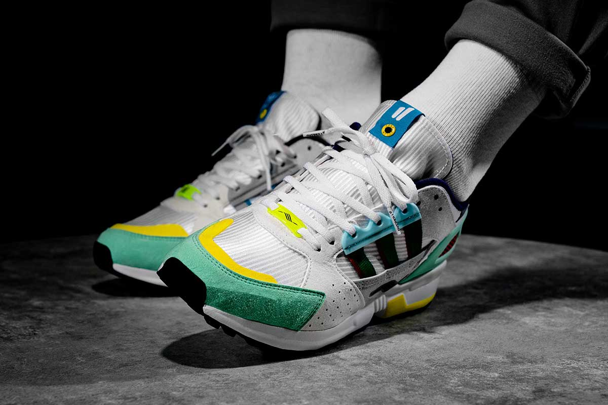 """a7c890be265e5 OVERKILL x adidas Consortium ZX 10.000 C """"I CAN IF I WANT"""" will release on  February 9th"""