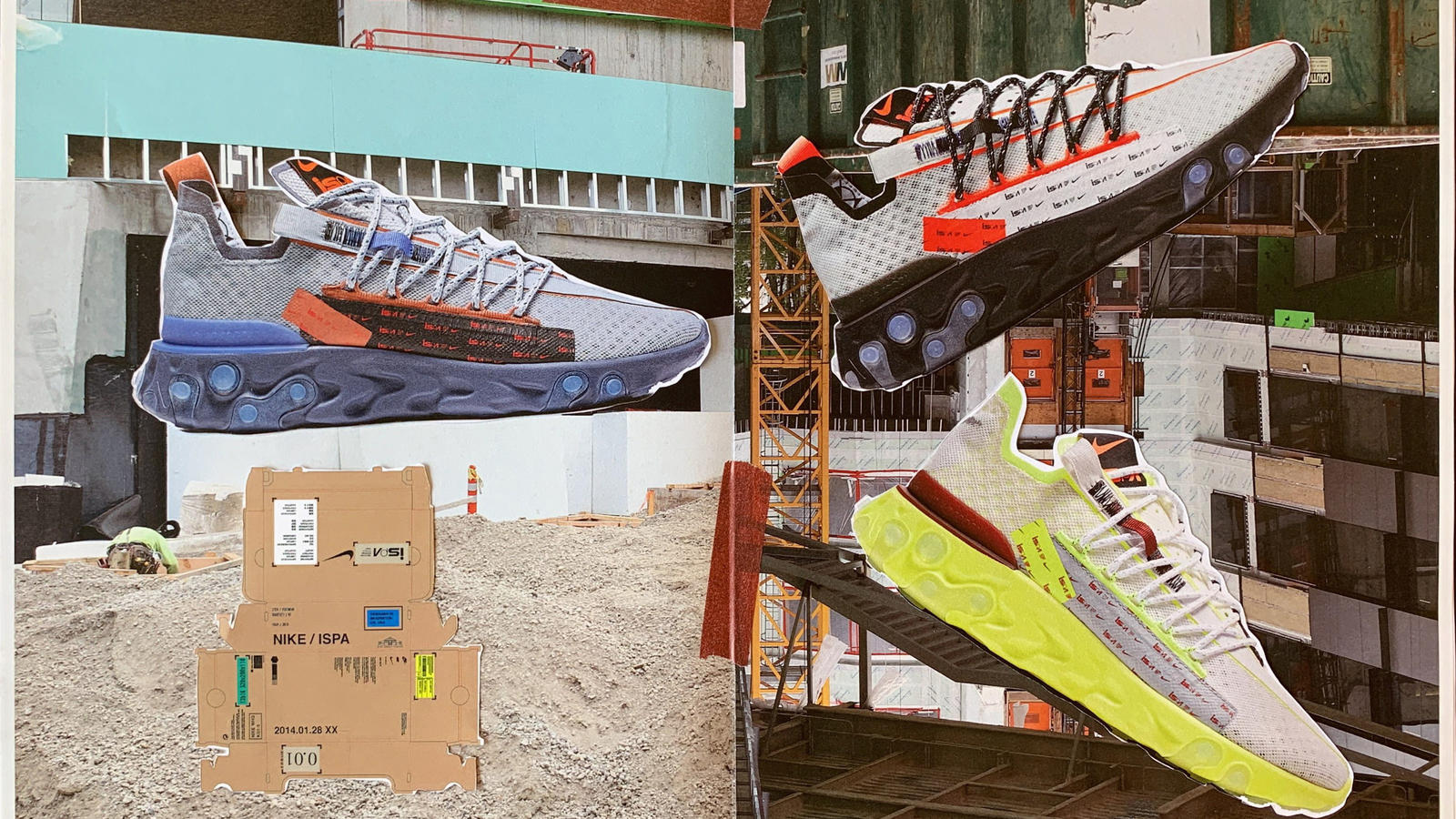 22841d5411 Nike React Runner ISPA Summer 2019