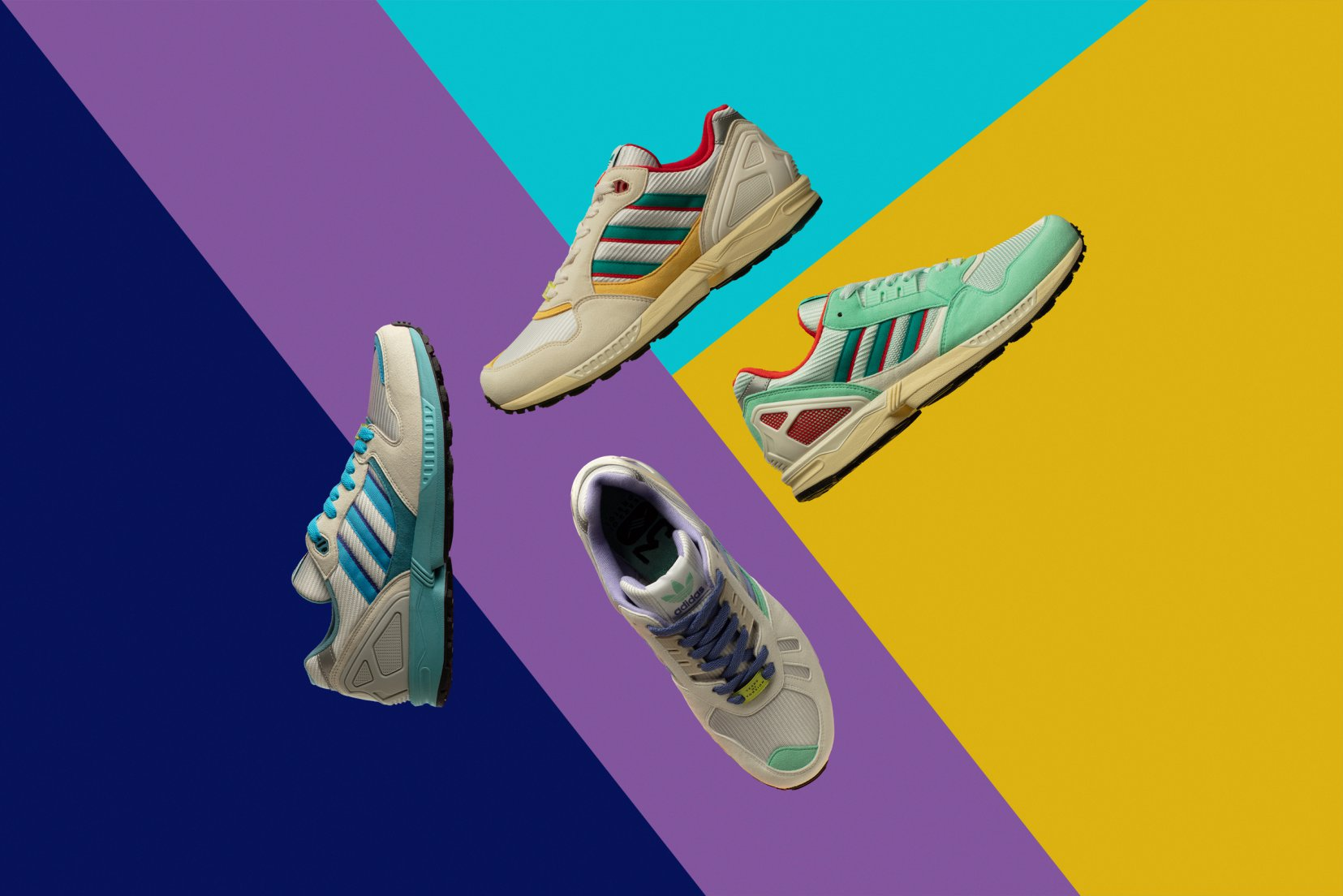 adida originals og zx series 30 years of torsion pack release date sole and shape