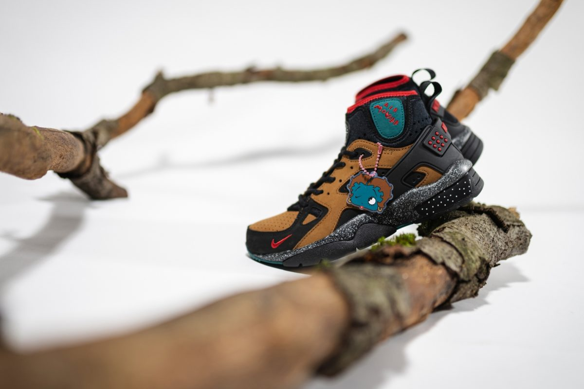 nike olivia kim wmns air mowabb nxn brown black ck3312-001 release date price sole and shape