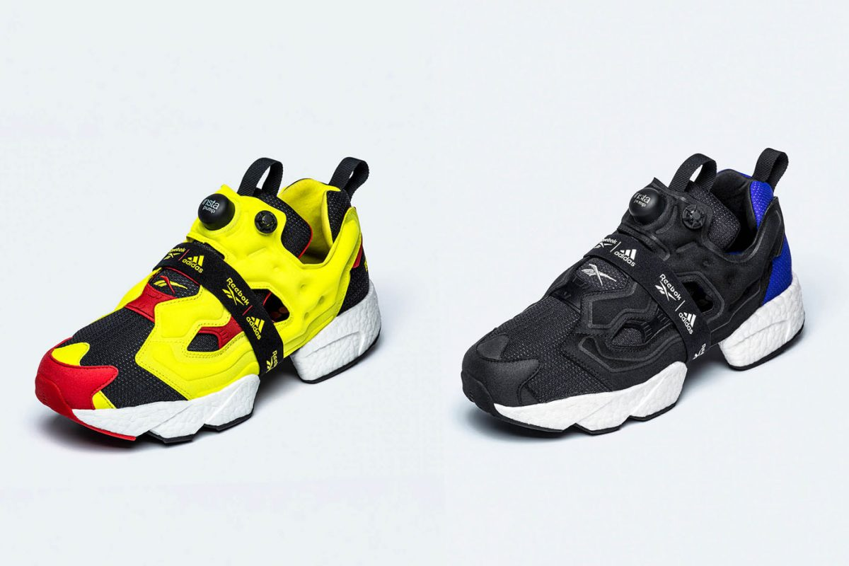 reebok instapump boost sole and shape price release date
